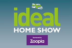 Ideal Home Show 2017 logo