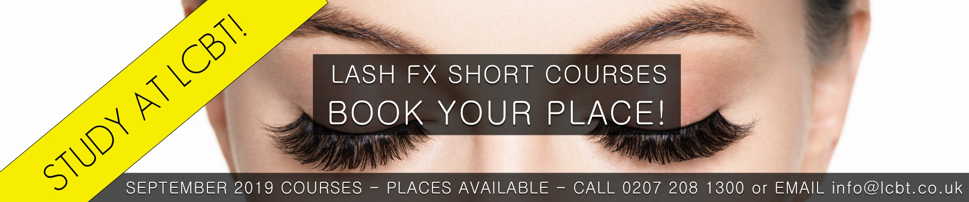 London College of Beauty Therapy LASH FX Short Courses